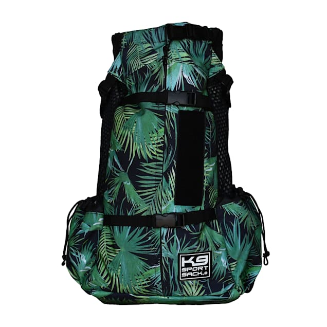 """K9 Sport Sack Air 2 Tropical Backpack Dog Carrier, 9"""" L X 8"""" W X 15"""" H - Carousel image #1"""