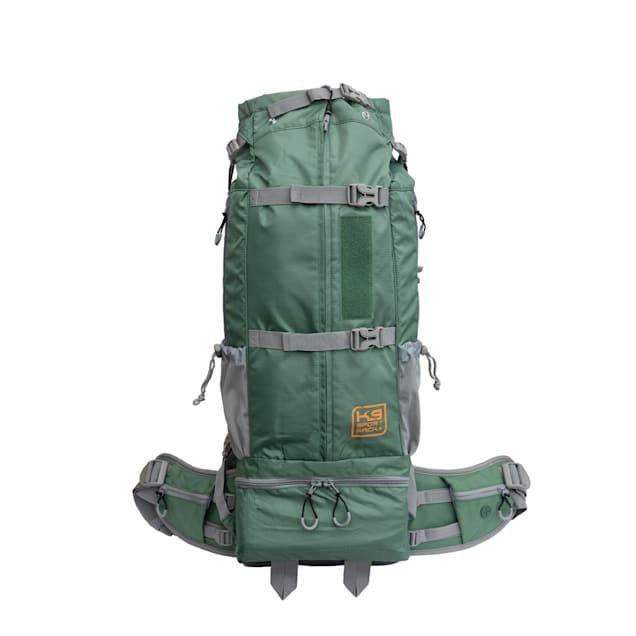 K9 Sport Sack Rover 2 Green Big Dog Carrier & Backpacking Pack, Large - Carousel image #1