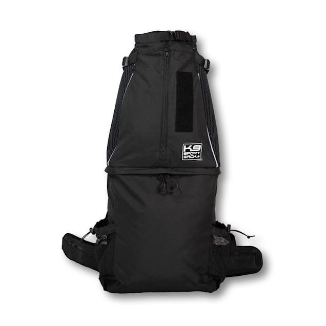 """K9 Sport Sack Knavigate Black Backpack Dog Carrier, 11"""" L X 11"""" W X 22"""" H - Carousel image #1"""