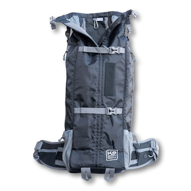 K9 Sport Sack Rover 2 Black Big Dog Carrier & Backpacking Pack, Large - Carousel image #1