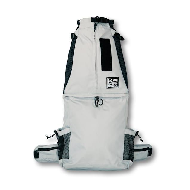 """K9 Sport Sack Knavigate Light Grey Backpack Dog Carrier, 11"""" L X 11"""" W X 22"""" H - Carousel image #1"""