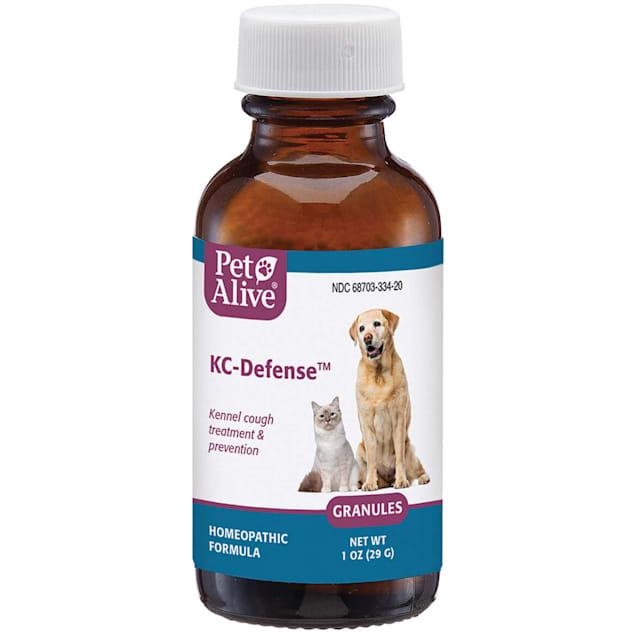 PetAlive KC Defense Granules Natural Homeopathic Formula for Pet Coughs and Sneezing, 29 gram - Carousel image #1