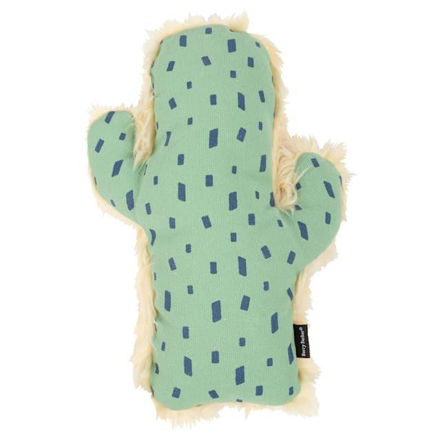 Harry Barker Green Cactus Plush Dog Toy, Medium - Carousel image #1