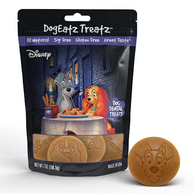 Team Treatz DogEatz Treatz Lady and the Tramp Dental Treats, 7 oz. - Carousel image #1