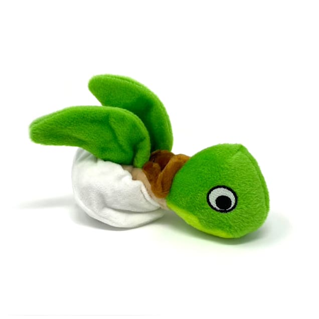 Fetch Pet Products Hatchables Turtle Dog Toy, Large - Carousel image #1
