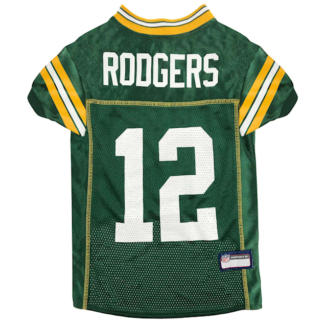 Pets First Aaron Rodgers Jersey for Dogs, Small - Carousel image #1