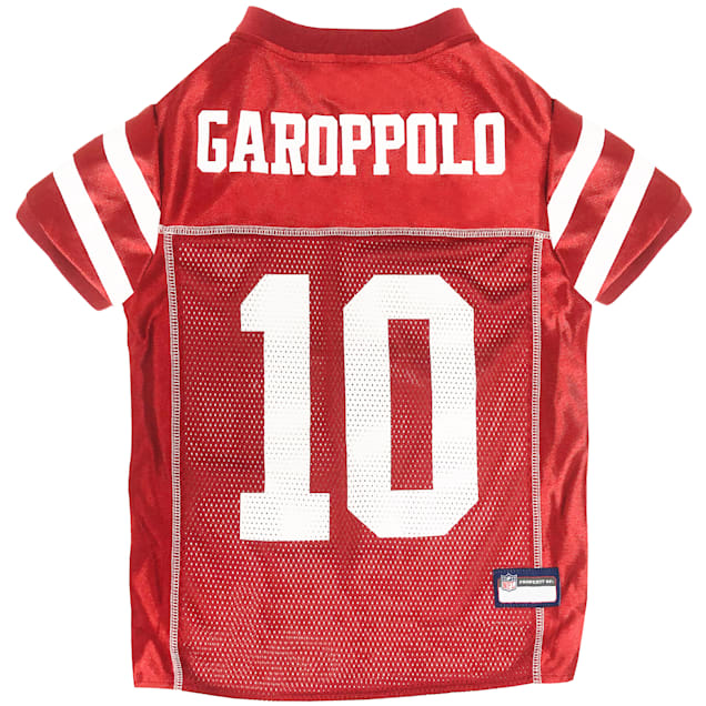 Pets First Jimmy Garoppolo Jersey for Dogs, Medium - Carousel image #1