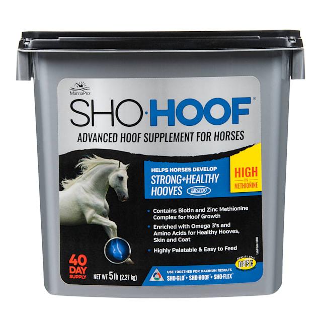 Manna Pro Sho-Hoof Advanced Hoof Supplement for Horses - Carousel image #1