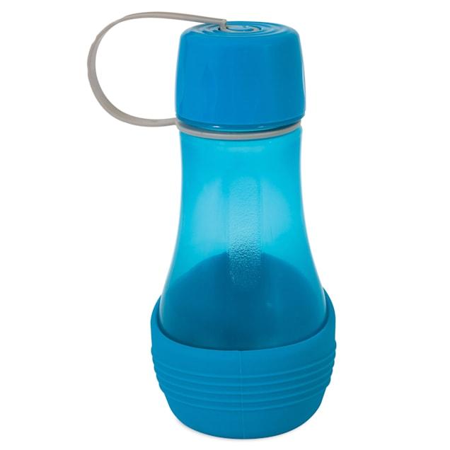Petmate Replendish Blue To-Go Travel Bottle for Pets, 28 oz. - Carousel image #1