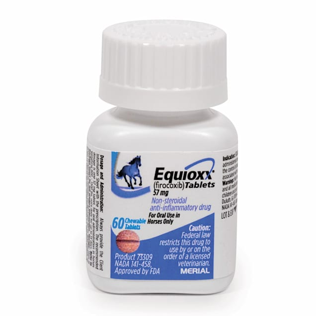 Equioxx Tablets 57 mg, 60 Count - Carousel image #1