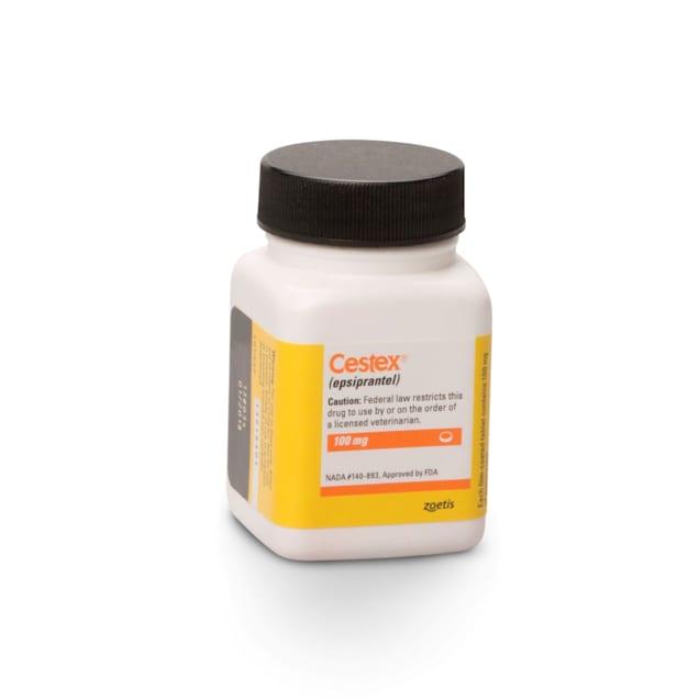 Cestex Tablet 100 mg - Carousel image #1
