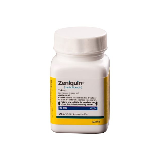 Zeniquin 50 mg, 30 Tablets - Carousel image #1