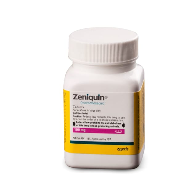 Zeniquin 100 mg, 15 Tablets - Carousel image #1