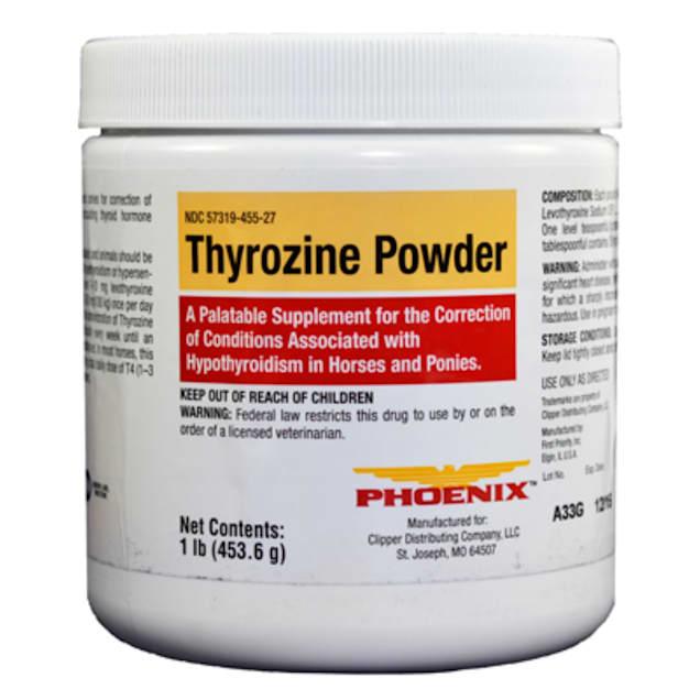 Thyrozine Powder, 1 lb. - Carousel image #1