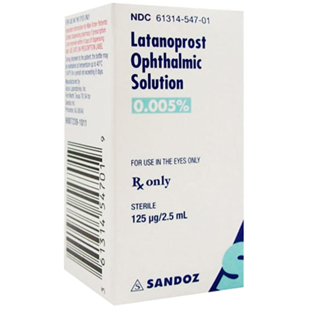 Latanoprost Ophthalmic Solution 0.005%, 2.5 mL - Carousel image #1