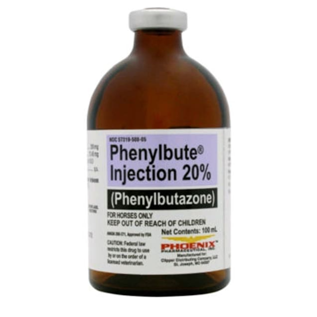 Phenylbute Injection, 100 mL - Carousel image #1
