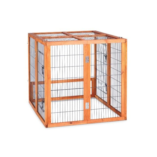 Prevue Pet Products Small Rabbit Playpen Extension - Carousel image #1