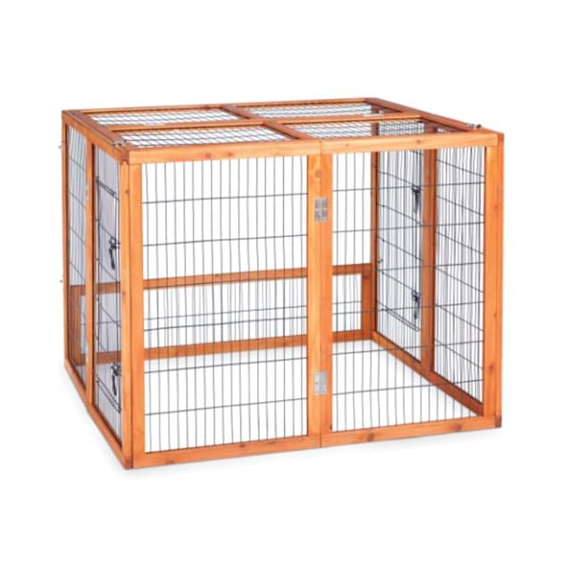 Prevue Pet Products Large Rabbit Playpen Extension - Carousel image #1