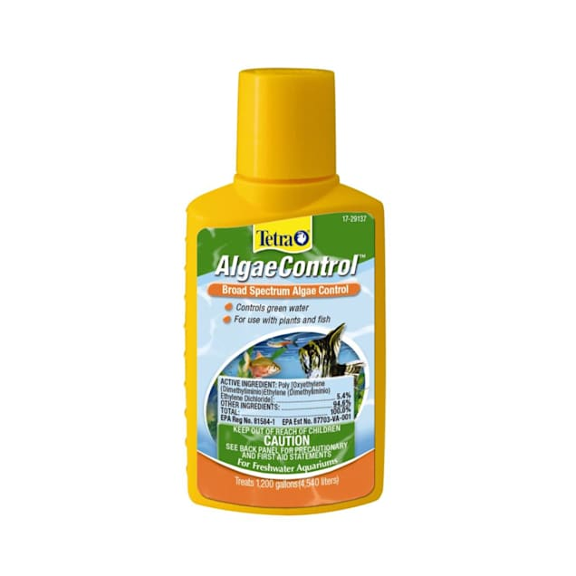 Tetra Algae Control Broad Spectrum for Aquarium, 3.38 oz. - Carousel image #1