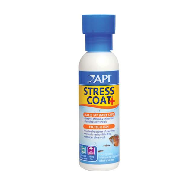 API Stress Coat Aquarium Water Conditioner, 4 oz. - Carousel image #1