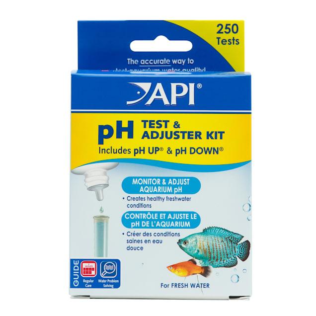 API Freshwater Deluxe pH Test Kit - Carousel image #1