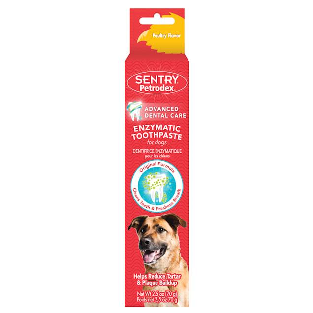 Sentry Petrodex Enzymatic Dog Toothpaste - Carousel image #1