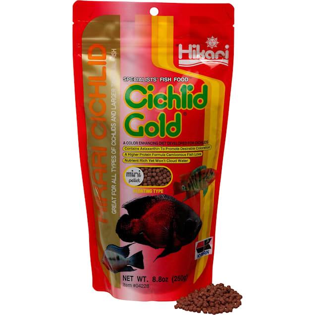 Hikari Cichlid Gold Mini Pellets - Carousel image #1