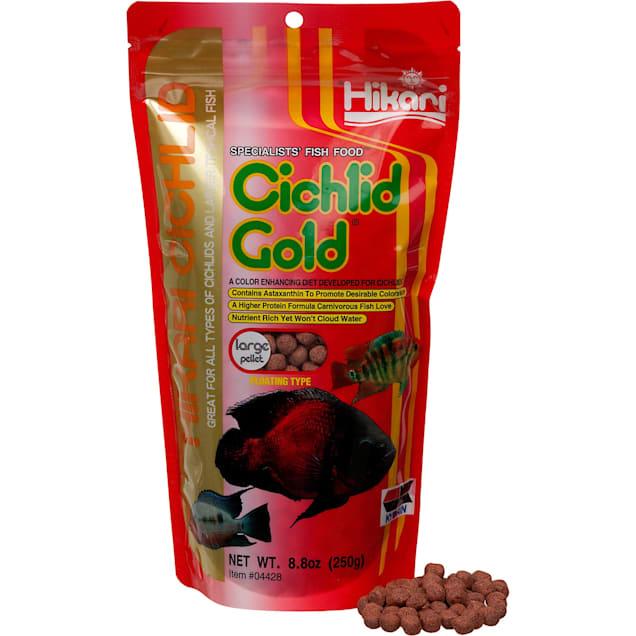 Hikari Cichlid Gold Large Pellets - Carousel image #1