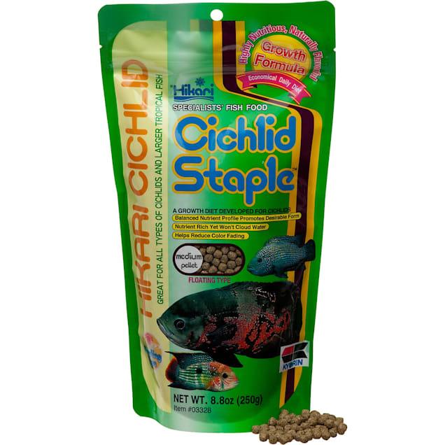Hikari Cichlid Staple Medium Pellets - Carousel image #1