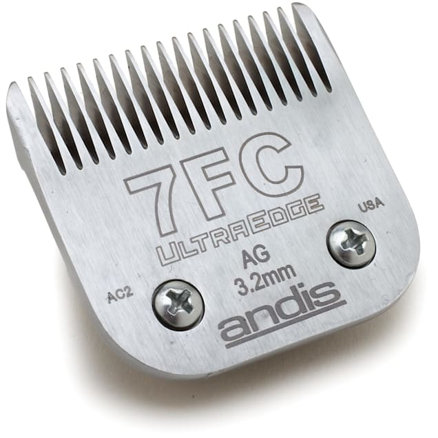 Andis Detachable Plus Model AG Blade Set #7Fc Finish Cut - Carousel image #1