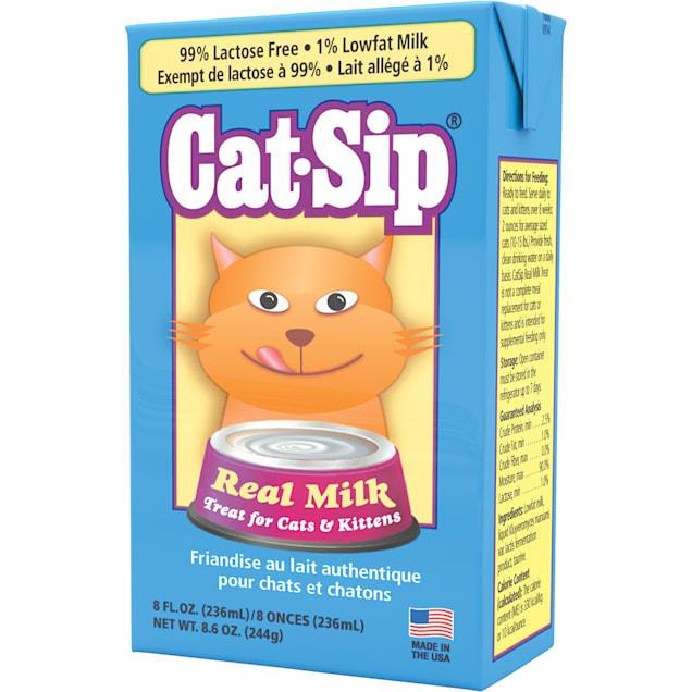 Cat-Sip Real Milk - Carousel image #1