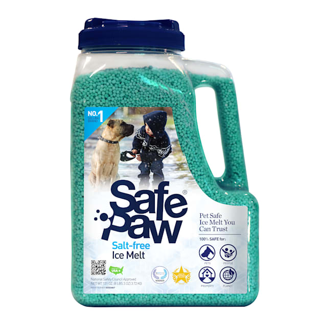 Safe Paw Saltfree Ice Melter for Dogs - Carousel image #1