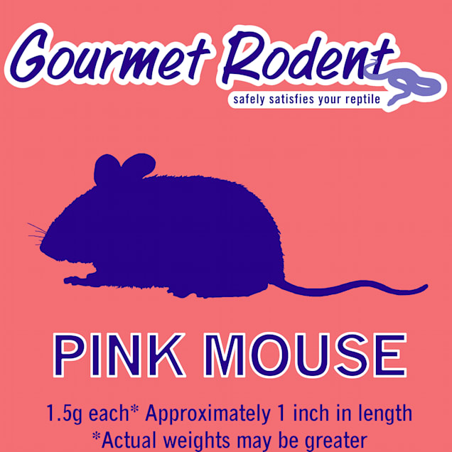 Frozen Pinkie Mouse - 3 Count - Carousel image #1