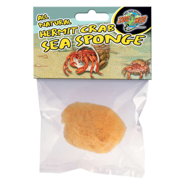 Zoo Med All Natural Hermit Crab Sea Sponge - Carousel image #1