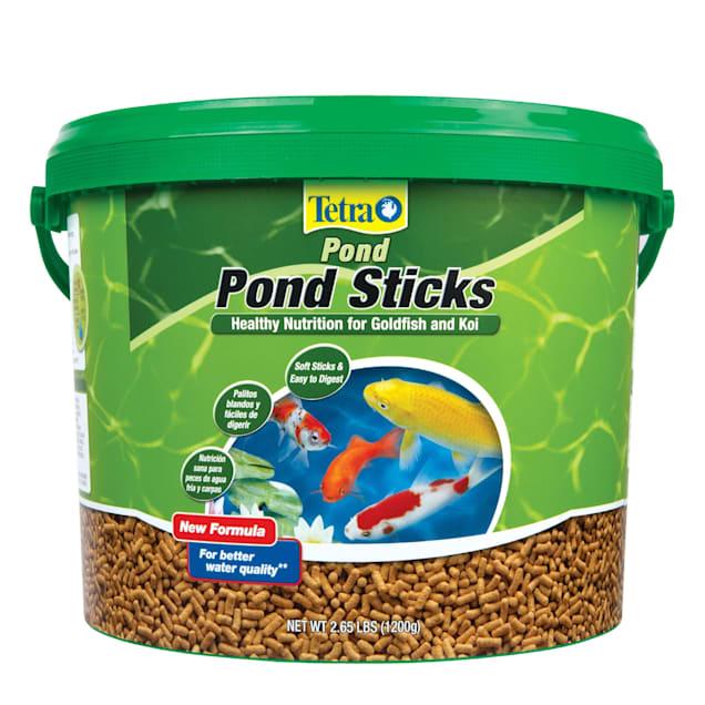TetraPond Floating Pond Sticks - Carousel image #1