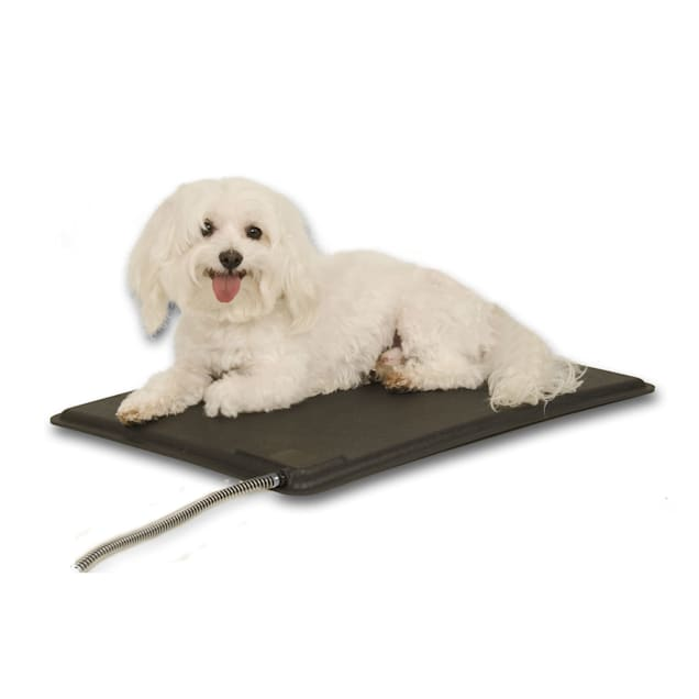 """K&H Lectro Kennel Heated Pad & Cover, 12.5""""L  X 18.5""""W - Carousel image #1"""