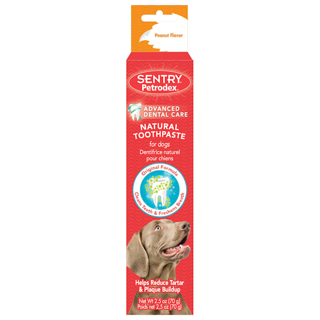 Sentry Petrodex Natural Toothpaste, 2.5 oz. - Carousel image #1