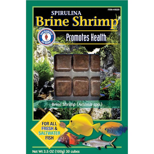 Frozen Spirulina Brine Shrimp, 3.5oz - Carousel image #1