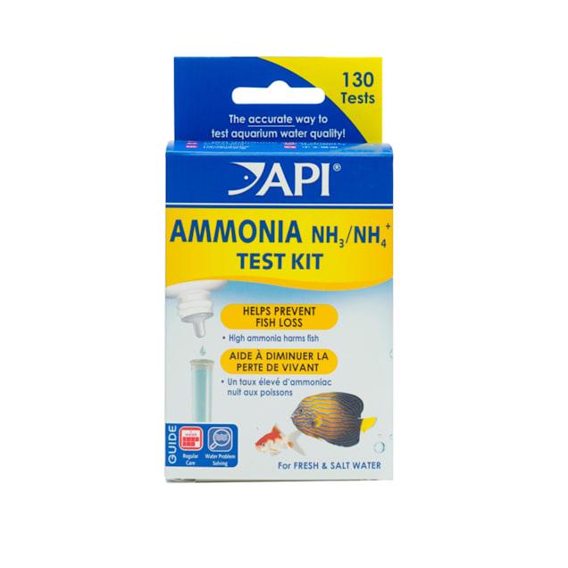 API Freshwater/Saltwater Ammonia Test Kit - Carousel image #1