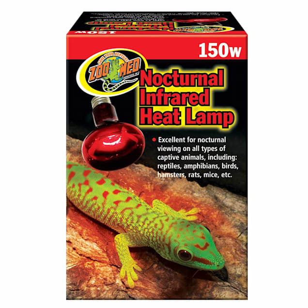 Zoo Med Nocturnal Infrared Heat Lamp - Carousel image #1
