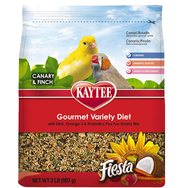 Kaytee Fiesta Canary & Finch Food - Carousel image #1