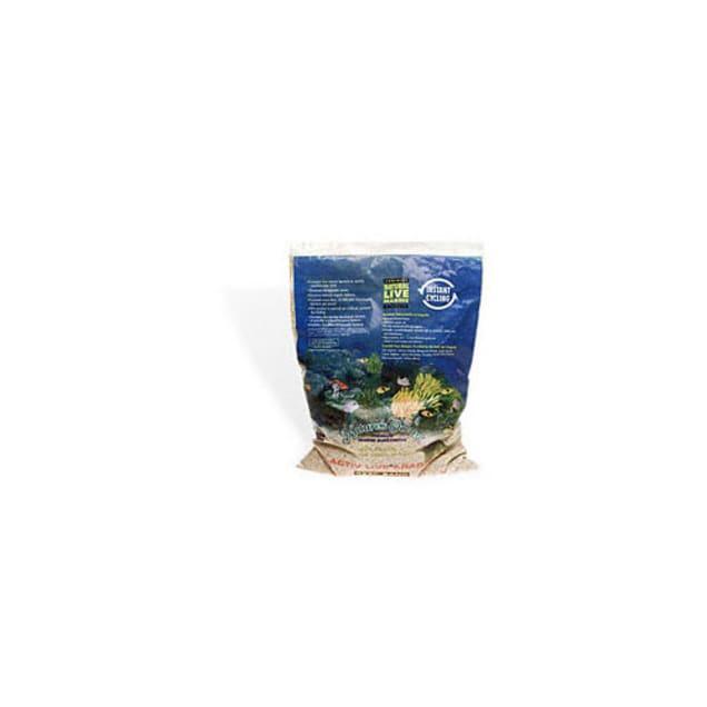 Nature's Ocean Bio-Activ Live Aragonite Reef Sand 0.5-1.7mm, 20 lbs. - Carousel image #1