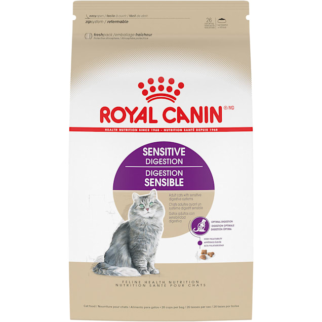 Royal Canin Sensitive Digestion Adult Dry Cat Food, 15 lbs. - Carousel image #1