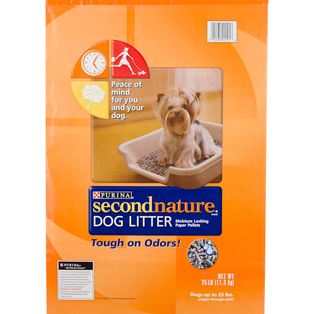 Purina secondnature Dog Litter, 25 lbs. - Carousel image #1