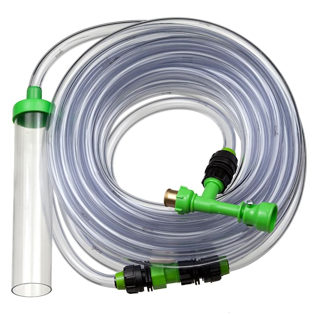 Python No Spill Clean and Fill Aquarium Maintenance System, 50' Length - Carousel image #1