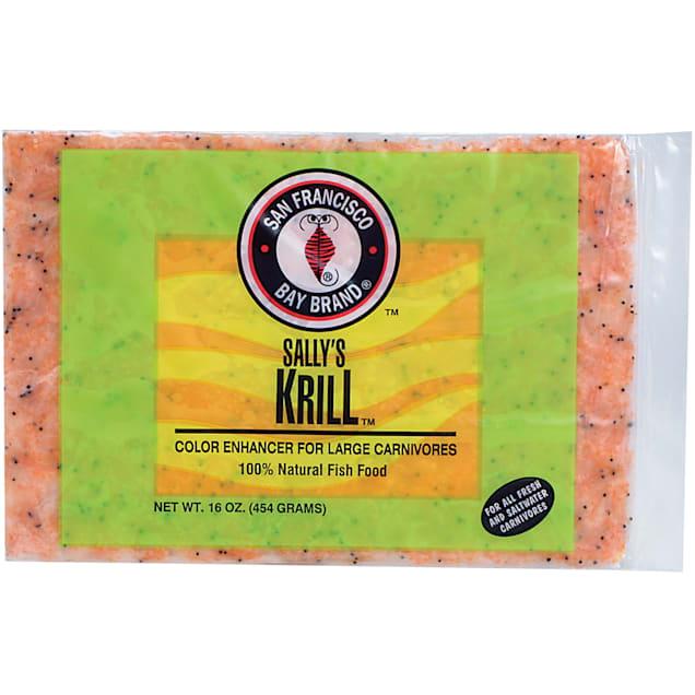 San Francisco Bay Brand Frozen Krill, 16 oz. - Carousel image #1