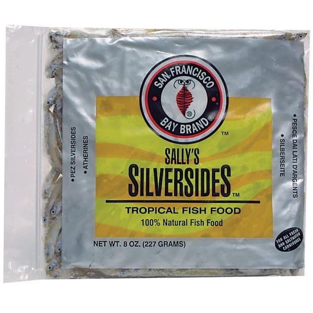 San Francisco Bay Brand Frozen Silversides, 8 oz - Carousel image #1