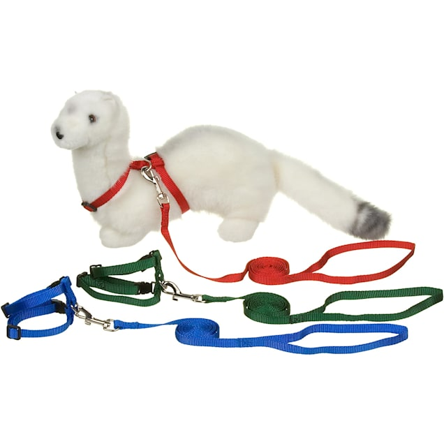 You & Me Deluxe Ferret Harness & Lead Set - Carousel image #1