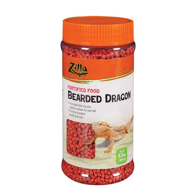 Zilla Bearded Dragon Fortified Daily Food - Carousel image #1