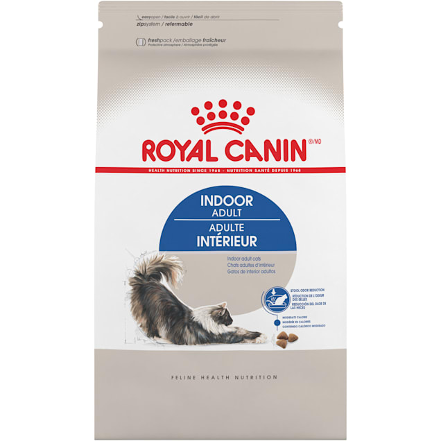 Royal Canin Indoor Adult Dry Cat Food, 15 lbs. - Carousel image #1